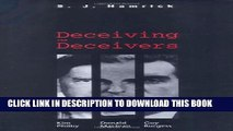 [PDF] Deceiving the Deceivers: Kim Philby, Donald Maclean and Guy Burgess Full Online