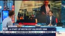 Start-up & Co: La start-up Wistiki valorisée à 30 millions d'euros après une levée de 2 millions d'euros - 26/09