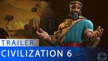 CIVILIZATION VI - Aperçu des Sumériens