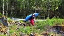 kayaking extreme sports 2015