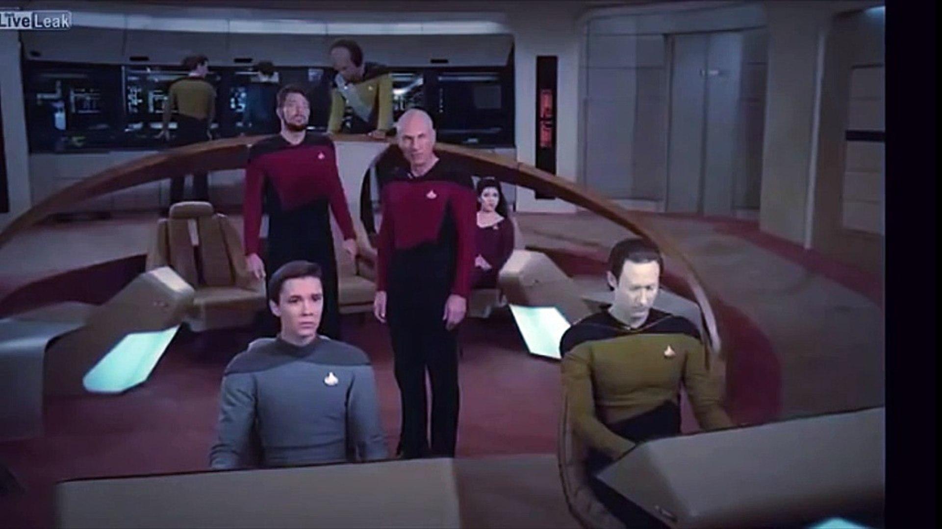Star Trek The Next Generation - Funny Bloopers