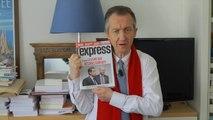 """Le livre de Patrick Buisson: """"une bombe politique""""- L'édito de Christophe Barbier"""