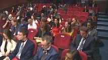 Dışişleri Bakanı Çavuşoğlu ile İngiltere Dışişleri Bakanı Johnson Ortak Basın Toplantısı Düzenledi...