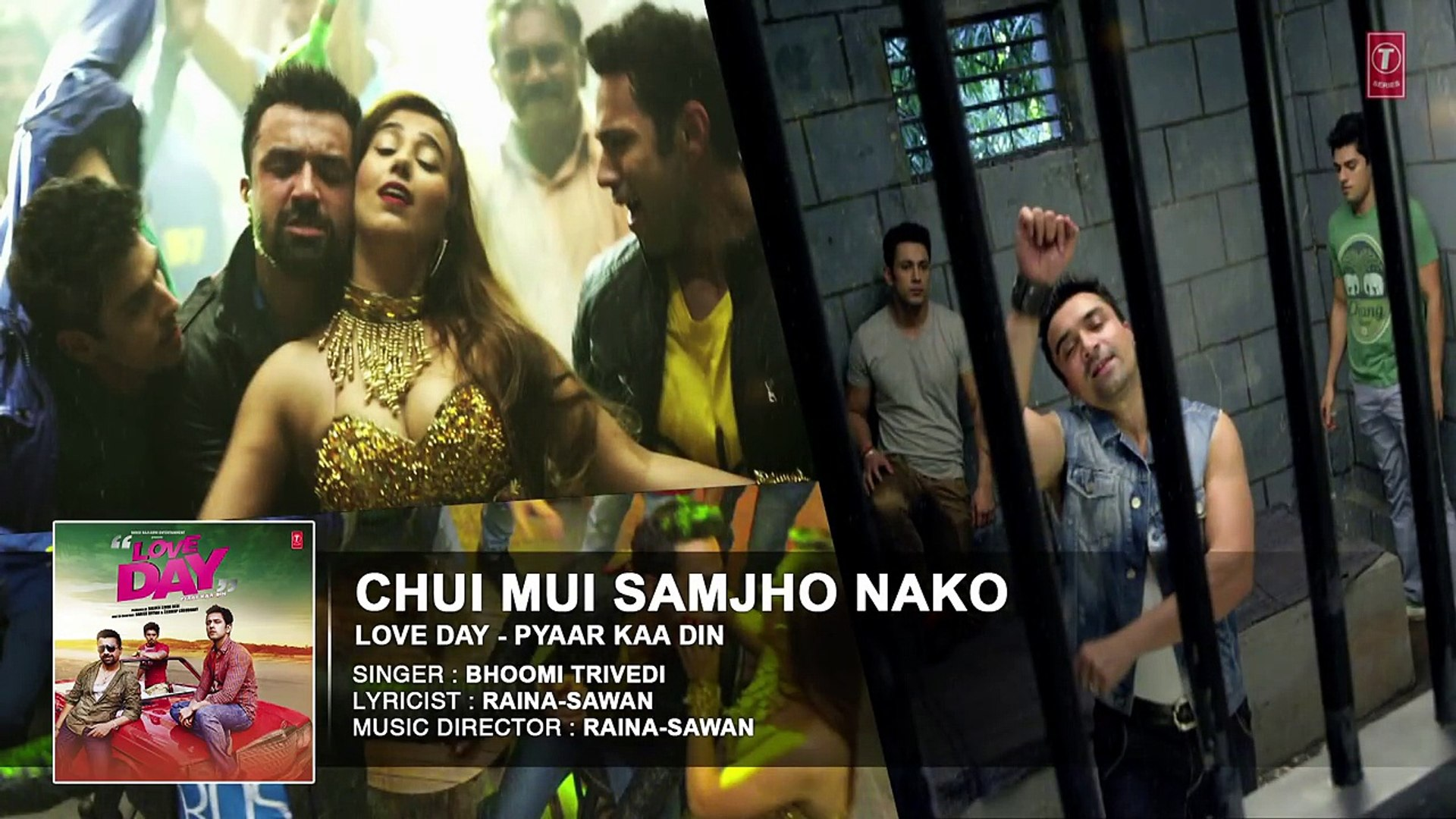 CHUI MUI SAMJHO NAKO Full Song (Audio) _ LOVE DAY - PYAAR KAA DIN _ Ajaz Khan ,Sahil
