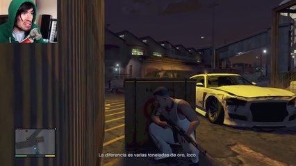 EL ULTIMO CAPITULO, SE ACABO | GTA V (20) - JuegaGerman