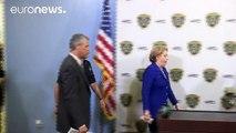 Polícia investiga motivos que levaram um advogado a abrir fogo sobre os transeuntes em Houston