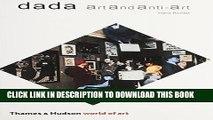 World of Art Series Dada: Art And Anti Art Paperback
