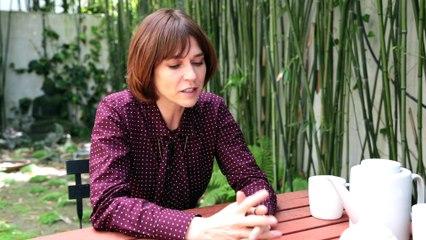 """Interview """"Conseil du futur"""" avec Marie-José Croze"""