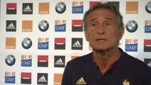 Rugby - Bleus : Novès «Vakatawa concentré sur le XV»