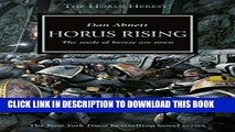 [PDF] Horus Rising (The Horus Heresy) Popular Colection