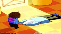 FUNNY AND SAD UNDERTALE COMIC DUBS! - (BEST DUBS EVER)