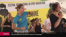 FISU celebrates University Sport in Lausanne
