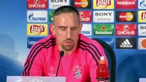 Ribéry se fait remonter les bretelles par le Bayern