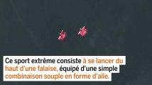 Vol en wingsuit : la France remporte la Coupe du monde en Chine