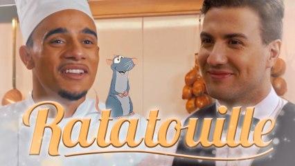 Ratatouille - Le Restaurant - Le Tour du Bagel