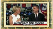 The Kelly File Will Hillary Clinton come on 'The Kelly File'-Clinton campaign press secretary Brian