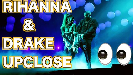 DRAKE & RIHANNA UPCLOSE! (TORONTO VLOG #3) - LaToyasLife