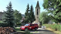 Marcel Cannat aborde le difficile financement des Sapeurs Pompiers des Hautes-Alpes