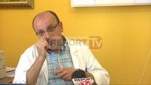 Report TV - Vdekja e nënës dhe bebes, Mjeku: Gjendja e pacientes në Sanatorium