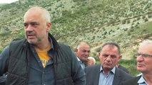 Report TV - Rilindja Urbane në Pukë, Rama: 135 mln lekë investime, zonat të harruara