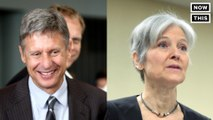 What Were Gary Johnson And Jill Stein Up To During The Debate?