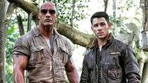Dwayne 'The Rock' Johnson Welcomes Nick Jonas to the 'Jumanji' Set in Hawaii