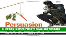 [PDF] Persuasion: Social Influence and Compliance Gaining, 5e Full Colection