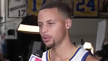 Steph Curry Says He Can Win 3rd MVP