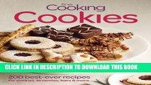 [PDF] Fine Cooking Cookies: 200 Favorite Recipes for Cookies, Brownies, Bars   More Full Online