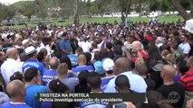 Polícia investiga execução do presidente da Portela