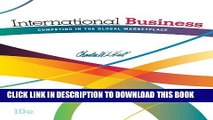 [Read PDF] International Business: Competing in the Global Marketplace Download Online