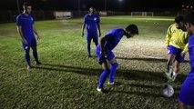 Le foot israélien dans les colonies à la limite du hors-jeu?