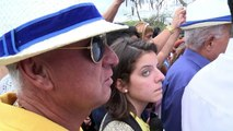 Corpo de presidente da Portela é enterrado no Rio