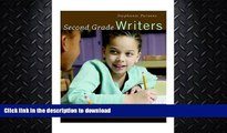 FAVORITE BOOK  Second Grade Writers: Units of Study to Help Children Focus on Audience and