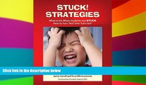 Big Deals  Stuck Strategies: What to Do When Students Get STUCK  Best Seller Books Most Wanted