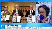 La mort de Shimon Peres et le recul de la mondialisation : les experts d'Europe 1 vous informent