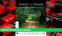 FAVORIT BOOK Forests for People: Community Rights and Forest Tenure Reform (The Earthscan Forest