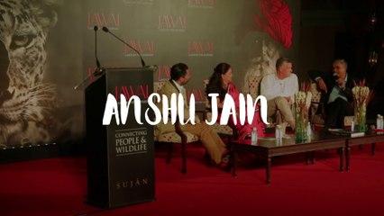 The Jawai book launch: Anshu Jain