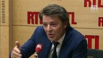 François Baroin était l'invité de RTL le 28 septembre 2016