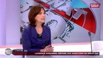 """Laurence Rossignol:"""" Le Sénat ne veut pas discuter de l'amendement sur l'IVG"""""""
