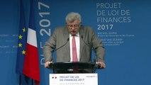 Archive - Présentation du projet de loi de finances pour 2017