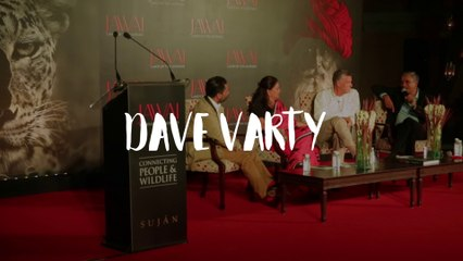 The Jawai Book Launch: Dave Varty