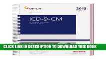 New Book ICD-9-CM 2013 Expert for Hospitals and Payers Volumes 1, 2,   3 (ICD-9-CM Expert for