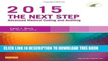 Collection Book The Next Step: Advanced Medical Coding and Auditing, 2015 Edition, 1e
