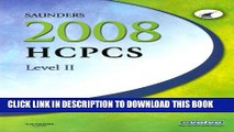 Collection Book Saunders 2008 HCPCS Level II (Standard Edition), 1e (Hcpcs Level II (Saunders))