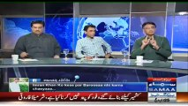 Kya PM Ko Yeh Zaib Deta Tha K Modi Ko Apnay Ghar Par Bulaain- Heated Debate BW Asad Umar & Khurram Dastgeer