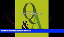 READ ONLINE Questions and Answers: Payment Systems (Questions   Answers) FREE BOOK ONLINE