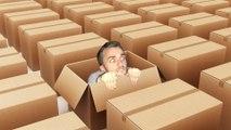 SQUEEZIE-QUI SE CACHE DANS UNE BOÎTE  (What The Box)