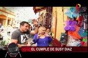 Susy Díaz celebra su cumpleaños número 53