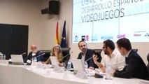 Debate PP, PSOE, Podemos y Ciudadanos sobre la industria española de videojuegos